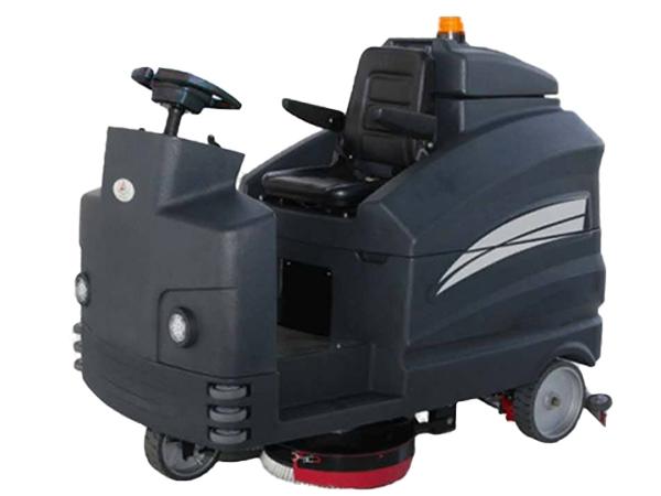 金鼎大型驾驶式洗地机
